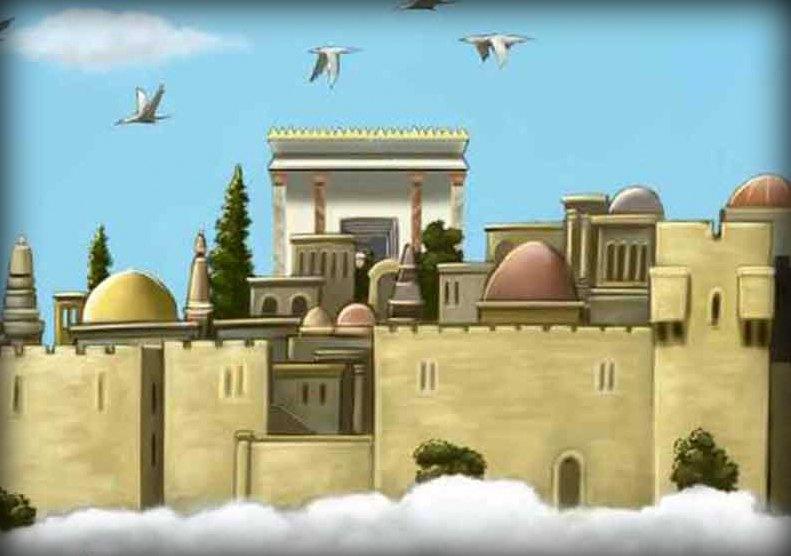 להכנס לאווירת ירושלים הקסומה: