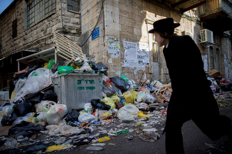 Strike In Yerushalayim: Court Invites Both Sides For A Hearing