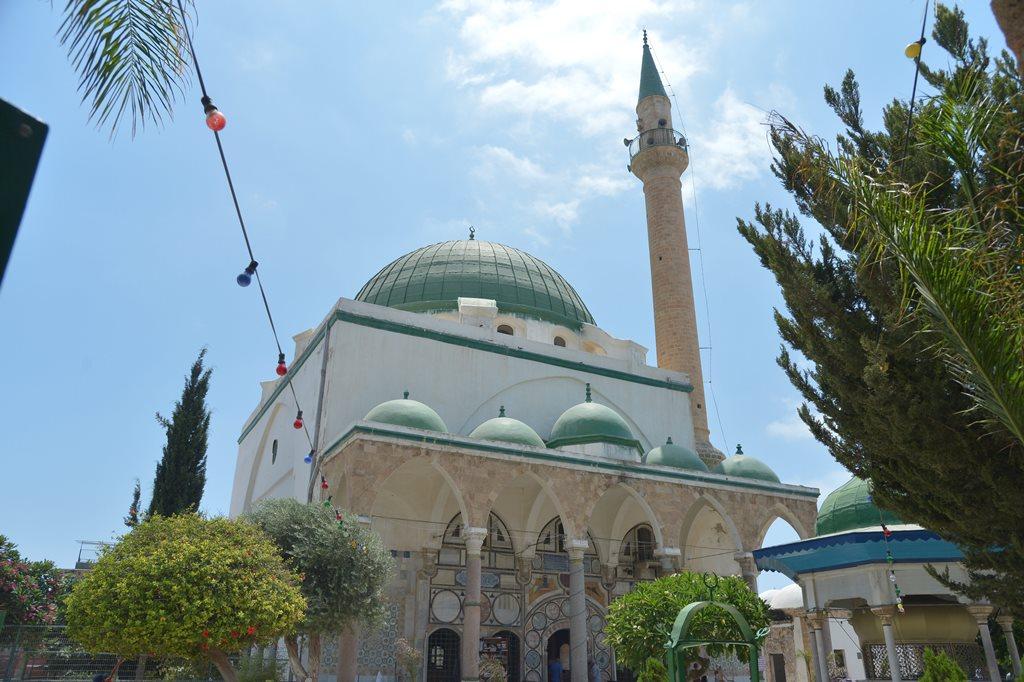 """המדינה פינתה את המסגד ותקבל 130,000 ש""""ח"""