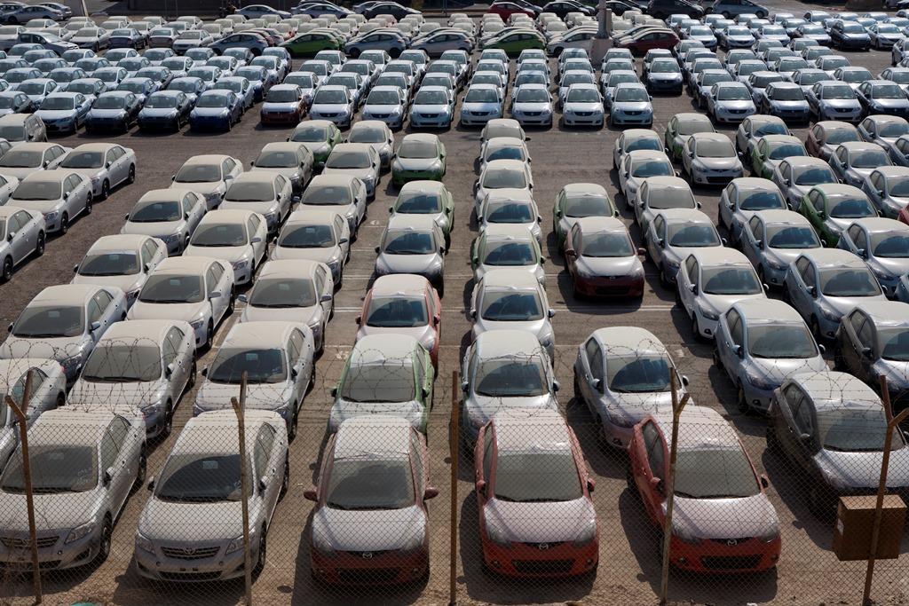 שיא של כל הזמנים: 45 אלף מכוניות עלו על הכבישים בינואר