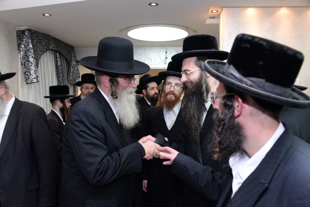 חיפה התורנית חגגה עם המקובל  • צפו