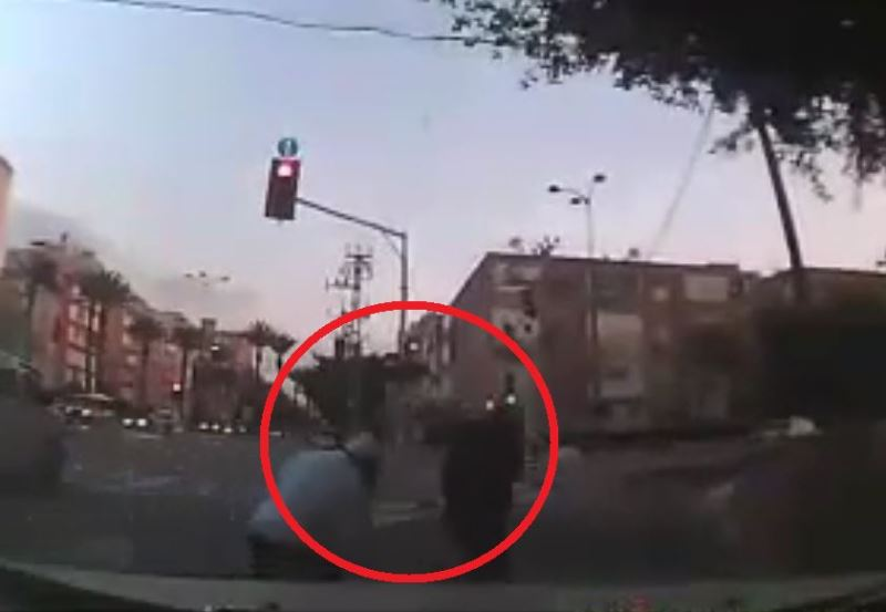 Watch: Dramatic Car Chase In Netanya