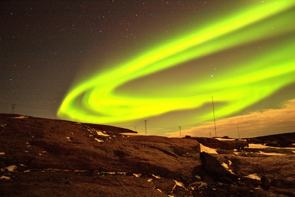 Driving Under The Influence Of The Northern Lights: Iceland Police Battling Tourists Looking Up To The Sky