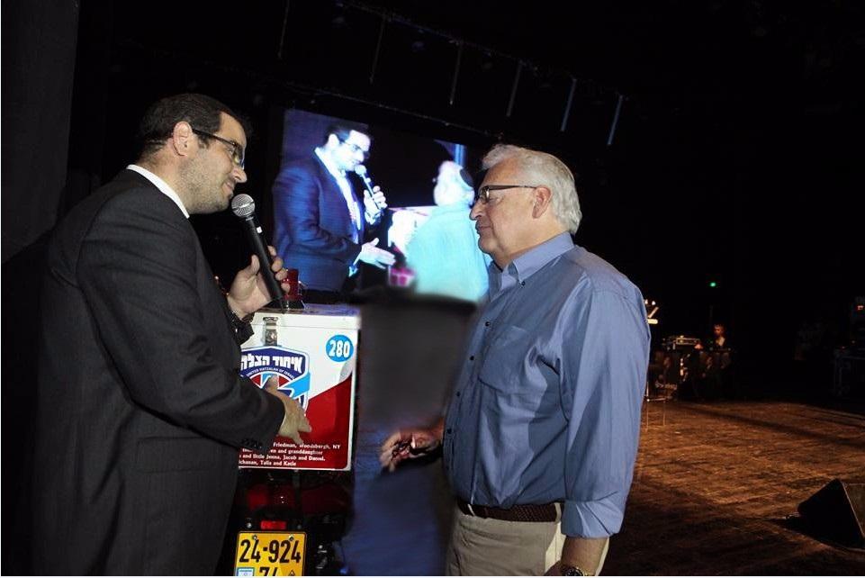 """שגריר ארה""""ב בישראל: """"איחוד הצלה מייצג את הטוב ביותר בחברה הישראלית"""""""