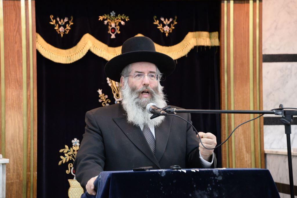 """הרב קסלר: """"לעמוד בתוקף מול המפקחות"""""""