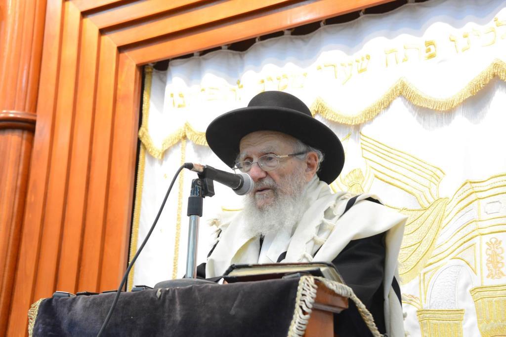 """הרבנות הראשית אבלה: """"דמות מופת לכל רבני ישראל"""""""