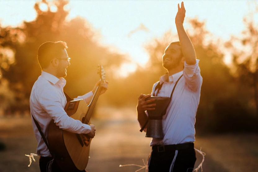 האחים מיוהנסבורג שרים לירושלים:
