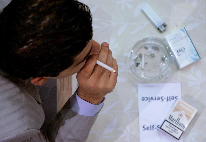 ליצמן מחייך: ירידה בהיקף המעשנים בישראל