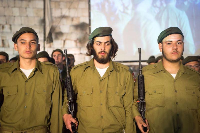 בקרוב על המסך: סדרה חדשה על החיילים החרדים