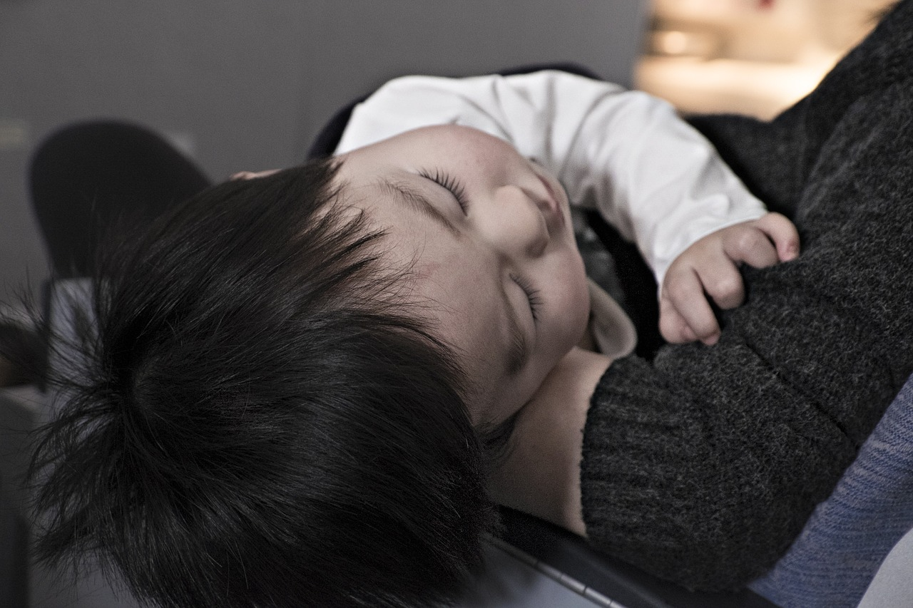 קחו אחריות: לשלוח לגן ילד חולה?