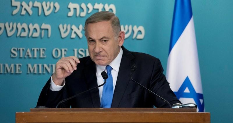 ראש הממשלה נתניהו. ספין התאגיד דוחה שבת (יונתן זינדל, פלאש 90)