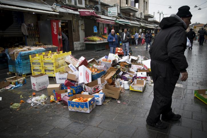 עוד חניון מיותר? 350 מקומות חנייה אושרו במרכז ירושלים