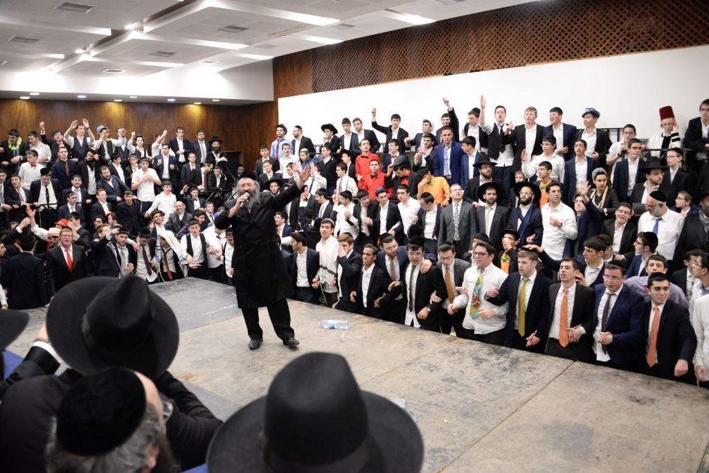 הטיש של רבי ברוך מרדכי אזרחי בעטרת ישראל