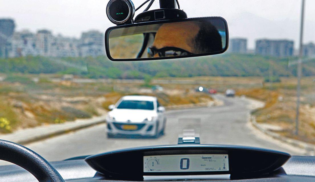 הישג למובילאיי: בכל רכב - מערכת התרעה