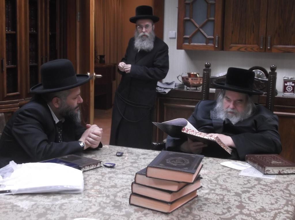 תיעוד: גדולי ישראל קוראים ללמוד ב'שינון המשפט'