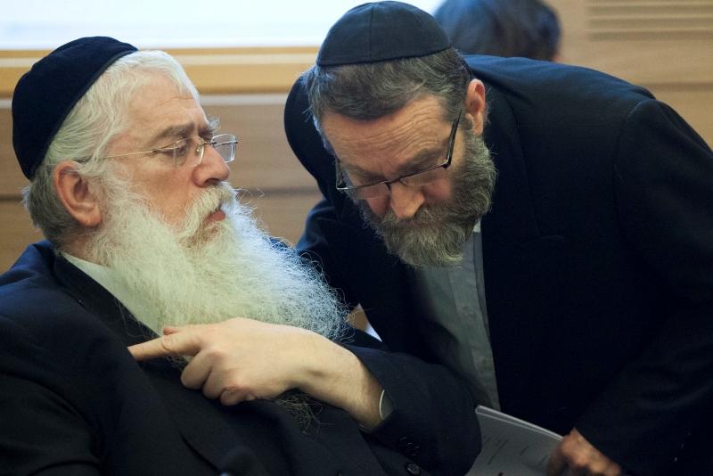 מלחמת אגו ביהדות התורה על חשבון החינוך