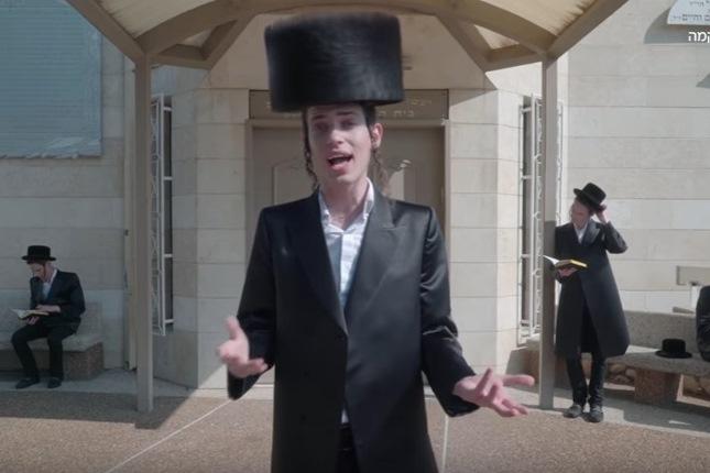 אל תחמיצו: מלך זילברשלג עושה סדר בלבוש החרדי