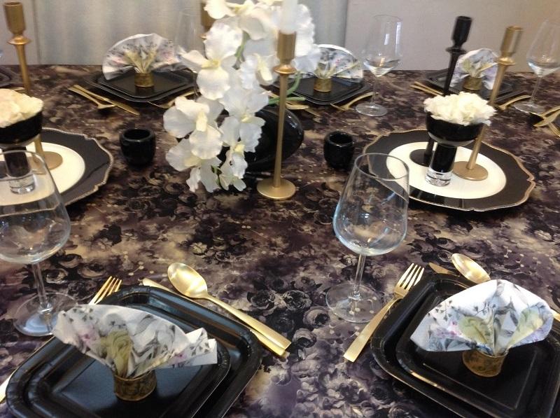 צפו: שולחן השבת של אפרת פטרזייל בהשראת פרשת שבוע