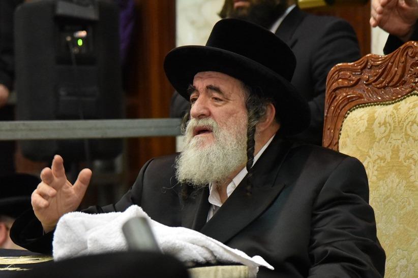 """הרבי זעק: """"זה מחריד, איך יהודים מסוגלים להלשין"""""""