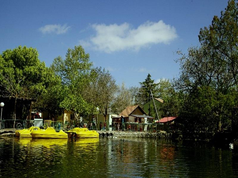 אגם חי – אטרקציה תיירותית עם ערך מוסף / אבי איתן