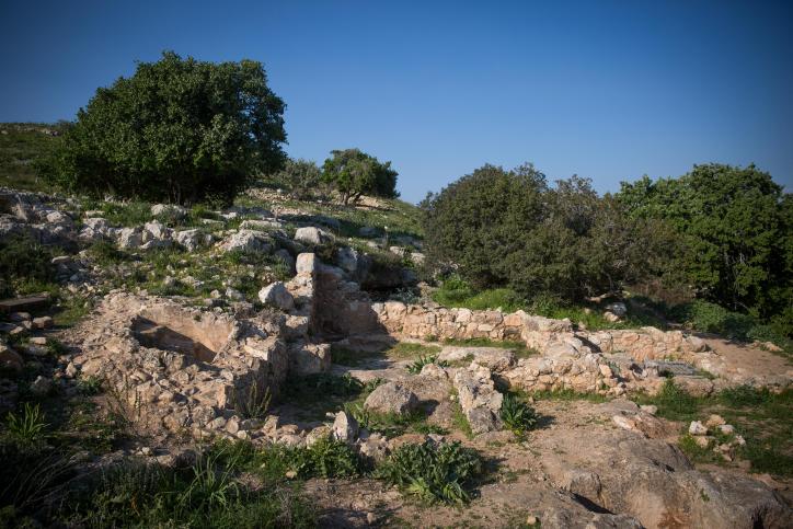 צפו ביודפת: ישוב יהודי שהפך לשמורת טבע