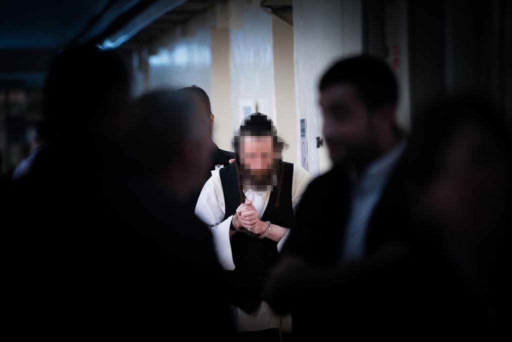מעצרו של מנהל העמותה הוארך בשבוע
