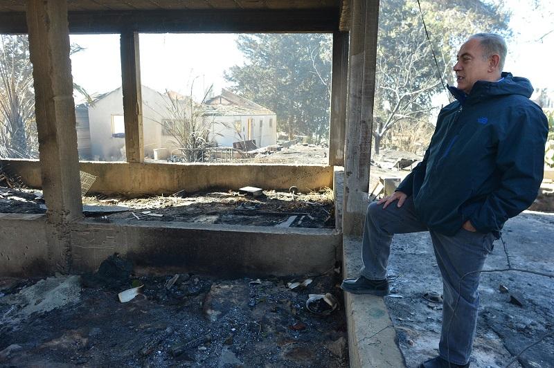 מי יקבע האם כל השריפות הן אירוע טרור?